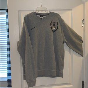 nike mizzou fleece pullover!!
